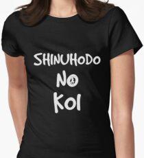 Terrace House: Shinuhodo No Koi Women's Fitted T-Shirt