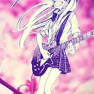 Sakura Manga by itsallihere