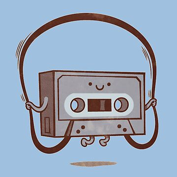 Old school tape by RandyMax