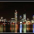 City Lights by Stephen Joso