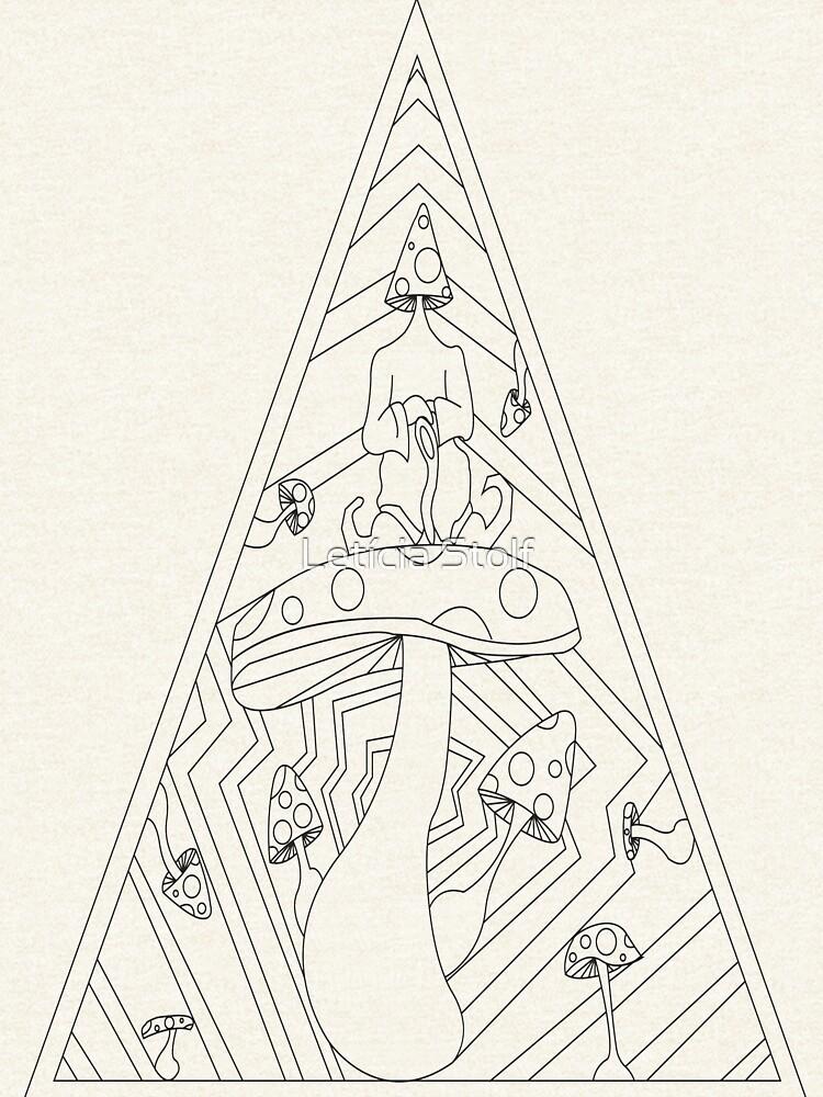 Hail to the mushroom king by ldsart
