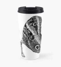 Butterfly Chess Queen Travel Mug