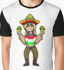 mexican Graphic T-Shirt