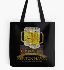 The Old Familiar (The World's End) Tote Bag