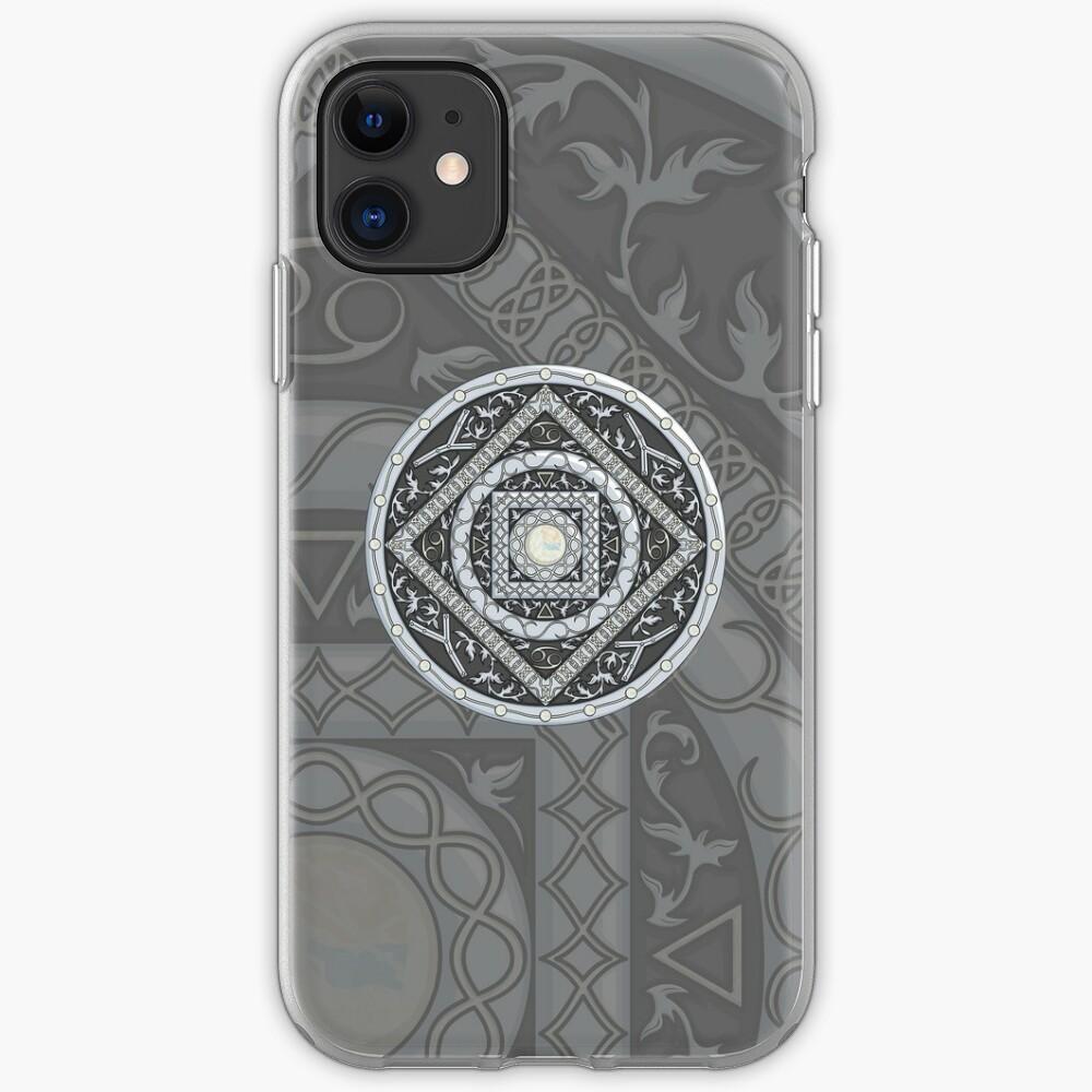 Cancer Mandala iPhone Case & Cover