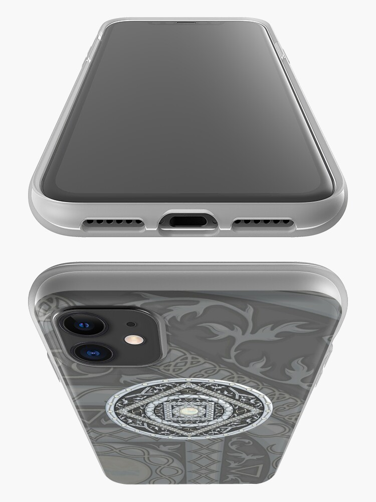 Alternate view of Cancer Mandala iPhone Case & Cover