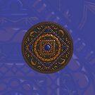 Libra Mandala by Valerie Hartley Bennett