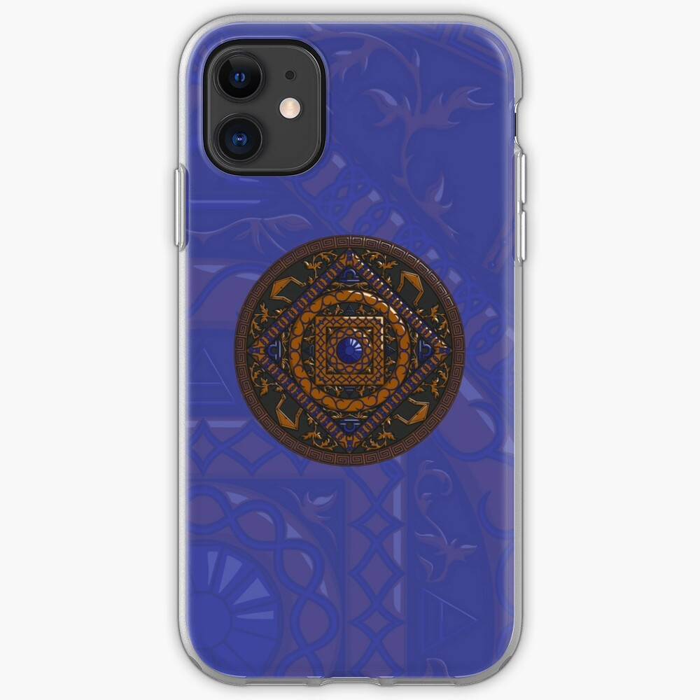Libra Mandala iPhone Case & Cover