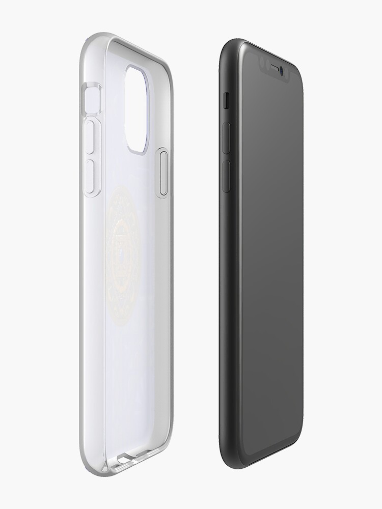 Alternate view of Libra Mandala iPhone Case & Cover