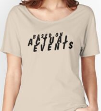 The Bling Ring | Based on Actual Events Women's Relaxed Fit T-Shirt