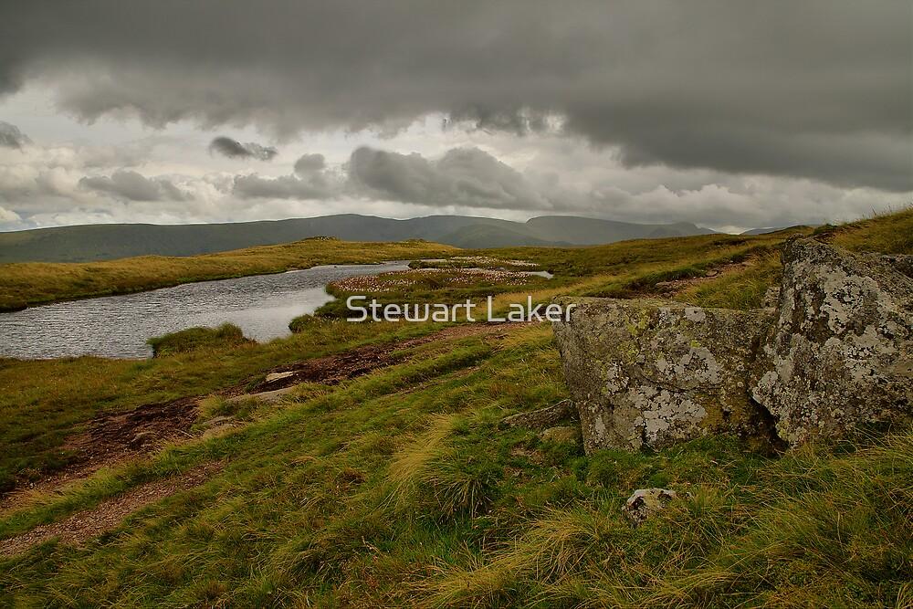 Hart Crag by Stewart Laker