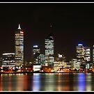 City Lights 1 by Stephen Joso