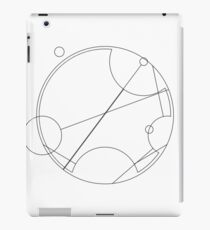 Whovian in Gallifreyan iPad Case/Skin