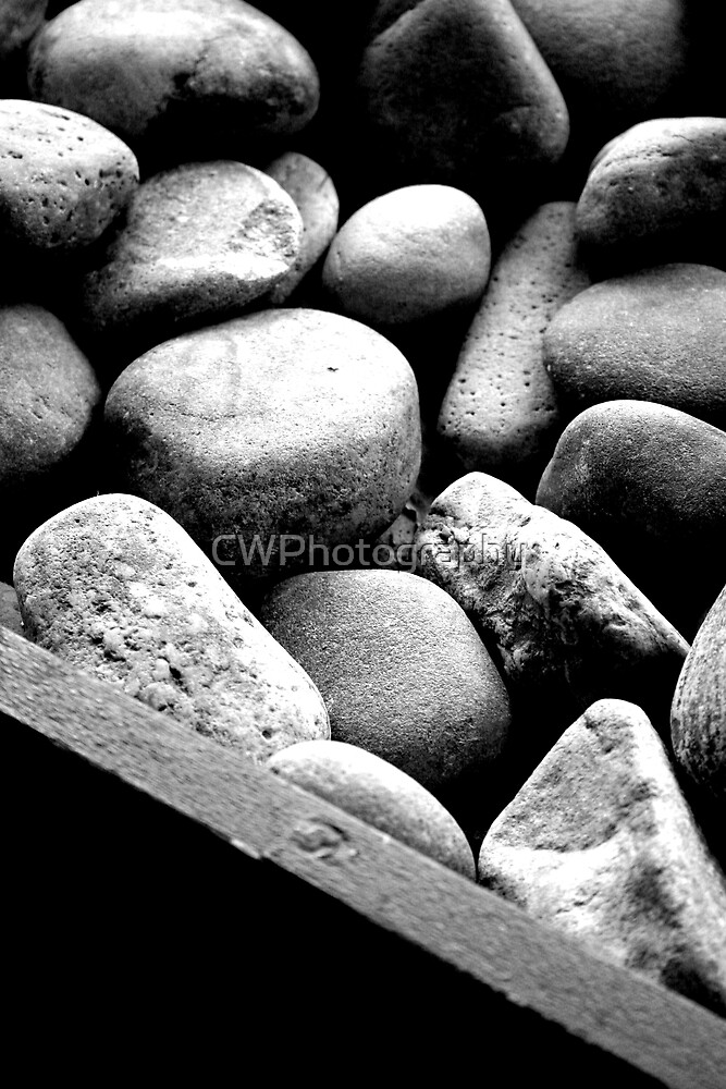 River Rocks by CWPhotography