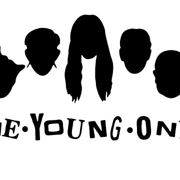 The Young Ones by retrosaurus