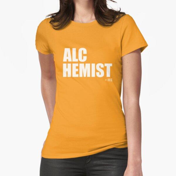 Alchemist tee + hoodie Fitted T-Shirt