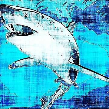 Great White Shark by GypseaDesigns