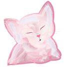 Sleeping Kitten by catloversaus