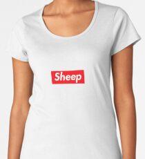 Sheep Women's Premium T-Shirt