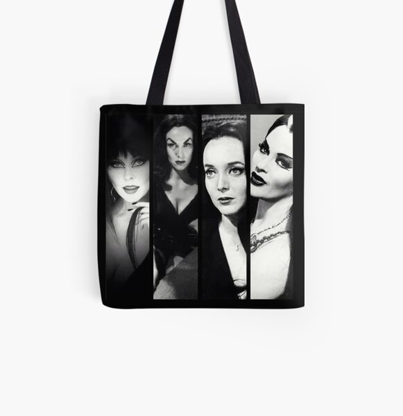 GOTH QUEENS All Over Print Tote Bag