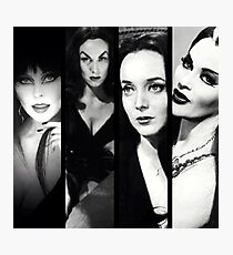 GOTH QUEENS Photographic Print