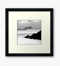 Ballinskelligs Bay Framed Print