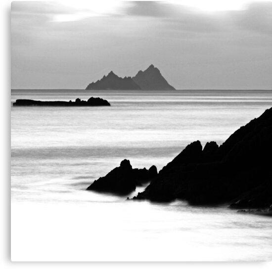 Ballinskelligs Bay by Michael Walsh