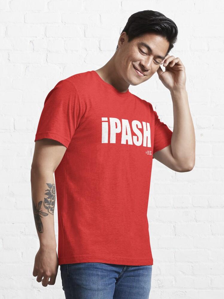 Alternate view of iPASH tee +  hoodie Essential T-Shirt