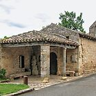 Chapel - Turn Puycelsi, France by DPalmer