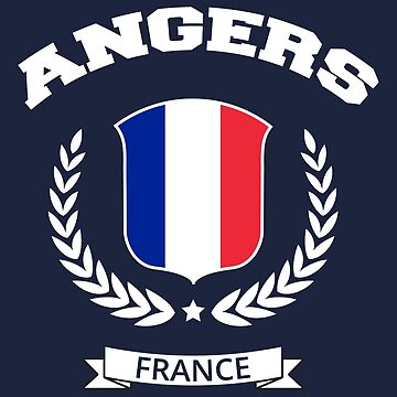 Angers France T-Shirt by SayAhh