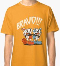 Cuphead - BRAVO!!! Classic T-Shirt