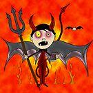 Devil Zombie by Devon Mallison