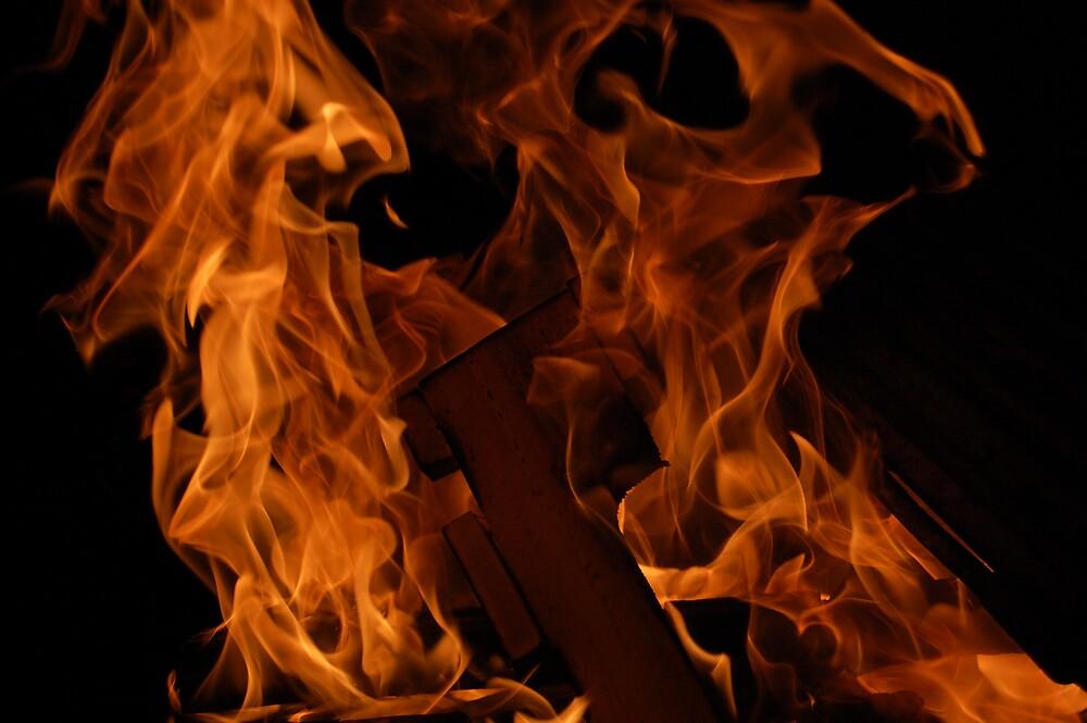Inferno by Karina Kaiser