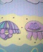 crab and jellyfish by jan01125679