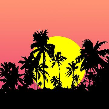 Tropical Sunset by marke770