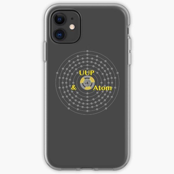 UUP @ Atom II iPhone Soft Case
