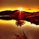 My Anniversary Sunset by doublevision