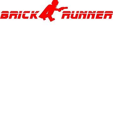 Brick Runner by GwoodDesign