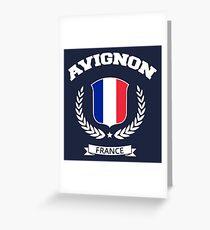 Avignon France T-Shirt Greeting Card