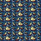 Techno X (Sailing Boats) (2017) - by artcollect by artcollect
