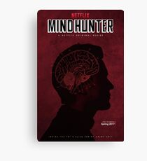 Mindhunter Canvas Print