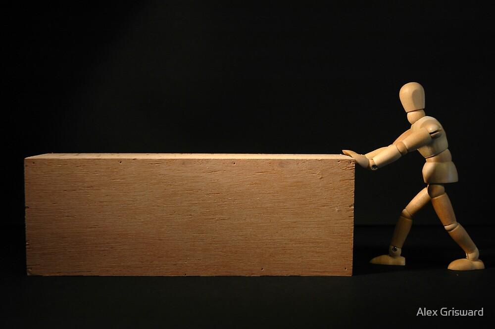 Livraison / Delivery by Alex Grisward
