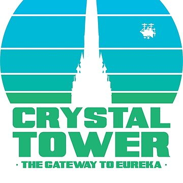III - Crystal Tower by JRPomazon