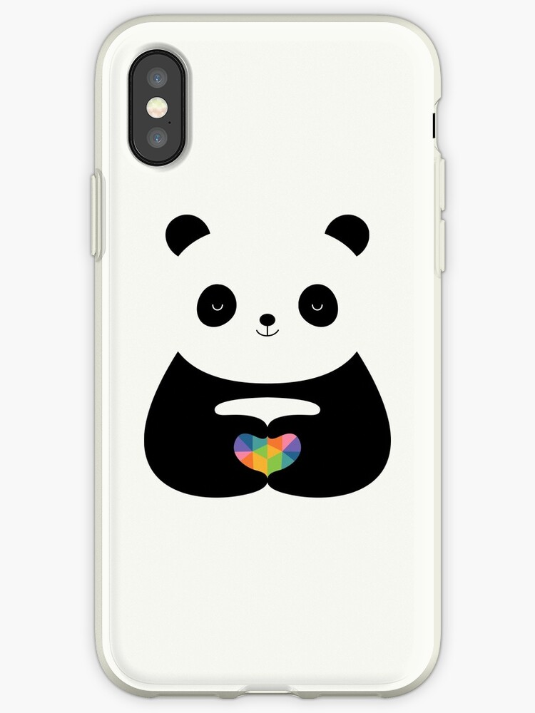 Panda Love by AndyWestface