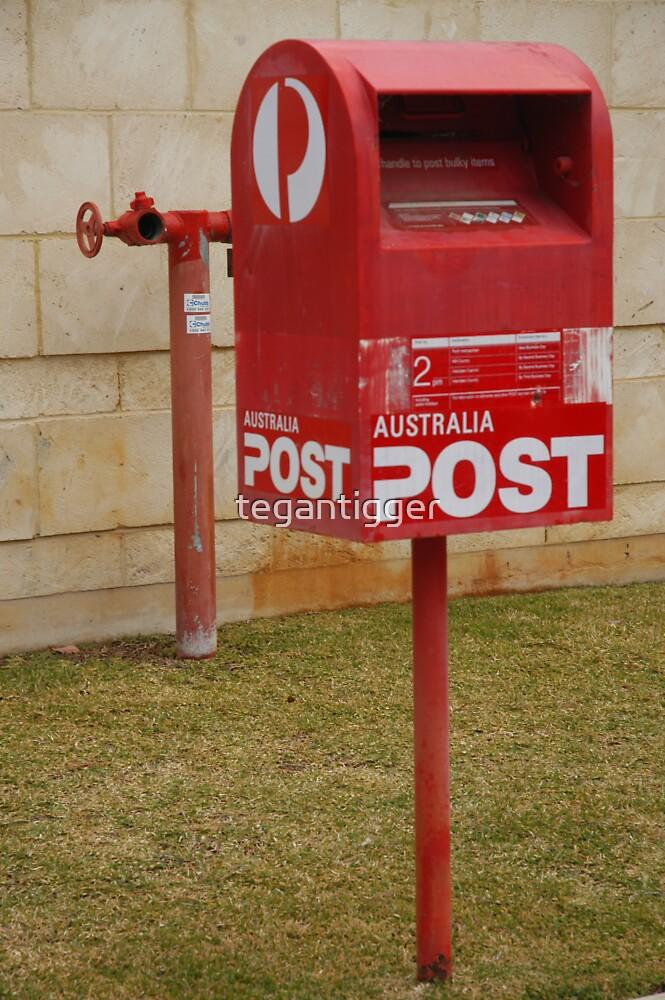 Australia Post by tegantigger