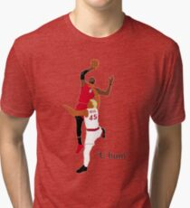 u bum Tri-blend T-Shirt