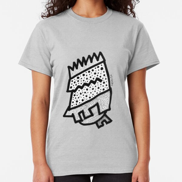 Untitled, 2013, ink on paper Classic T-Shirt