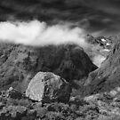 Alpine Passage by Peter Denniston
