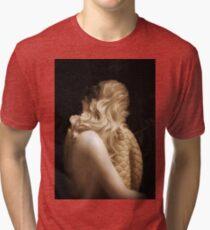 Hidden Mermaid Tri-blend T-Shirt