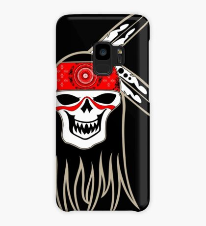 Skull Spirit  Case/Skin for Samsung Galaxy